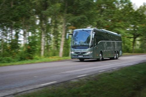 Simons resor nua bussen